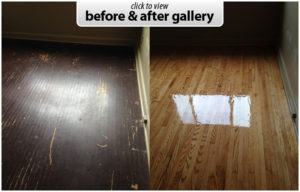 Hardwood Replacement